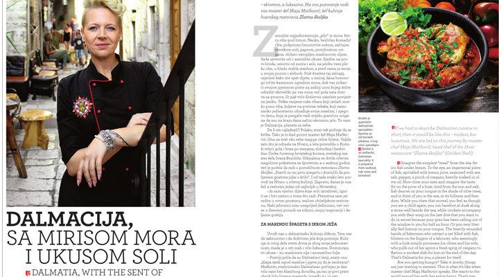 Elevate magazine – interview with Maja Mačković